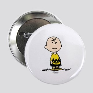 "Charlie Brown 2.25"" Button"