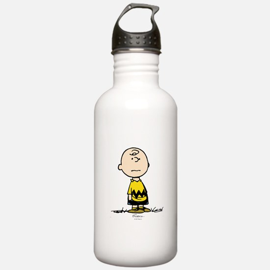 Charlie Brown Water Bottle