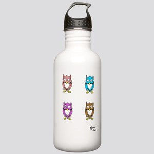 Owlies Stainless Water Bottle 1.0L