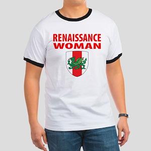 """Midrealm """"Renaissance Woman"""" Ringer T"""