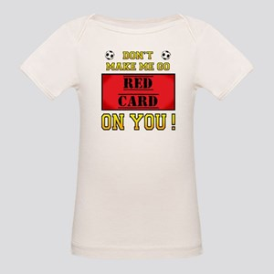 Red Card Organic Baby T-Shirt
