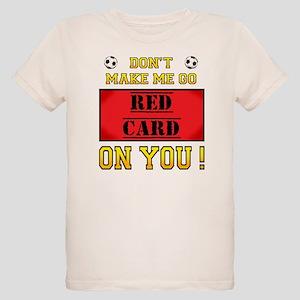 Red Card Organic Kids T-Shirt