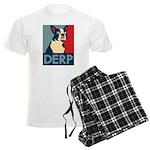 Derp Derp Derp Men's Light Pajamas