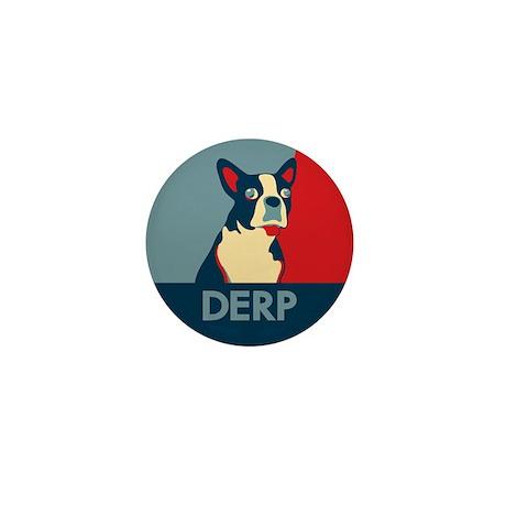 Derp Derp Derp Mini Button (10 pack)