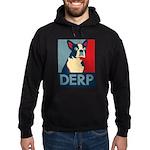 Derp Derp Derp Hoodie (dark)