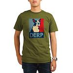 Derp Derp Derp Organic Men's T-Shirt (dark)