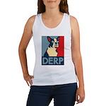 Derp Derp Derp Women's Tank Top