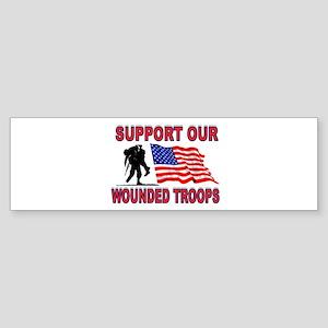 SUPPORT THEM Sticker (Bumper)