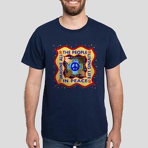 Hands of Peace Dark T-Shirt