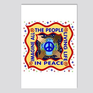 Hands of Peace Postcards (Package of 8)