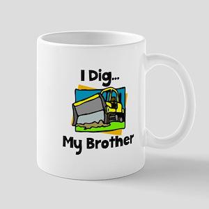 Dig Brother Mug