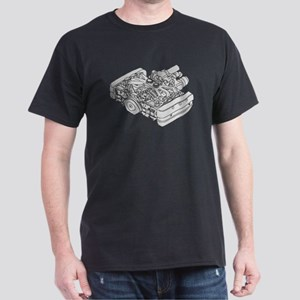 GL1800 Engine T-Shirt