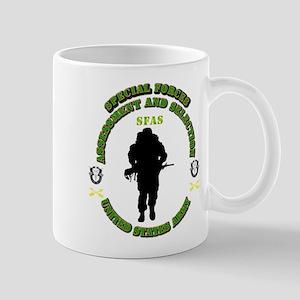 SOF - SFAS Mug