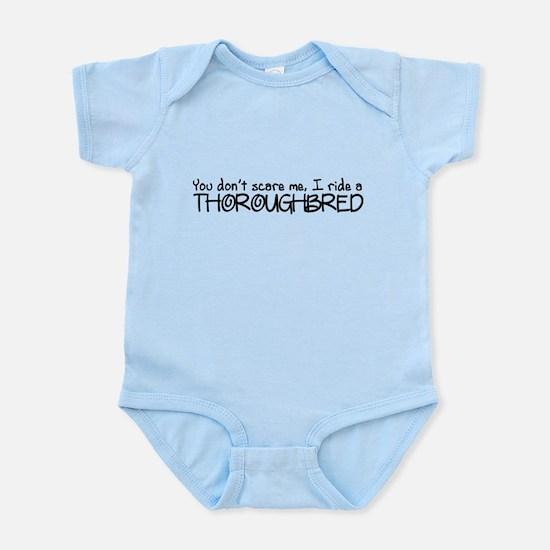 Thoroughbred Infant Bodysuit
