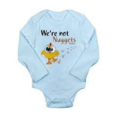 We're not Nuggets - Baby Outfits