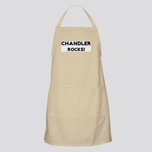 Chandler Rocks! BBQ Apron