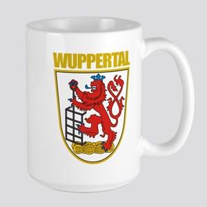 Wuppertal Large Mug
