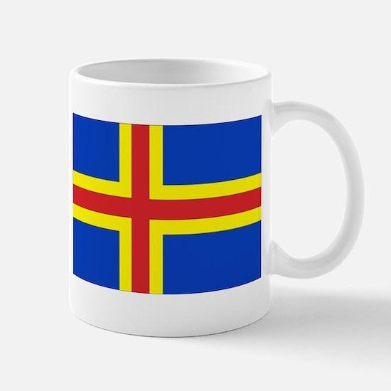 Åland Flag Mug