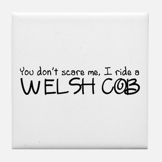 Welsh Cob Tile Coaster
