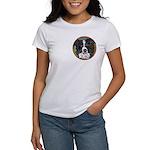 Tam's Women's T-shirt, pocket area