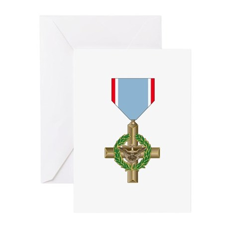 Air Force Cross Greeting Cards (Pk of 10)