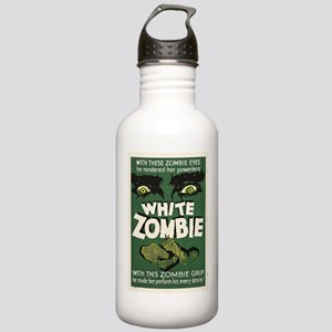 White Zombie Stainless Water Bottle 1.0L