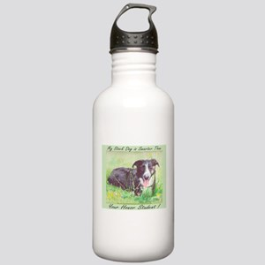 My Stock Dog is Smarter than Stainless Water Bottl