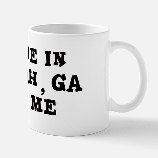 Someone in Savannah Mug