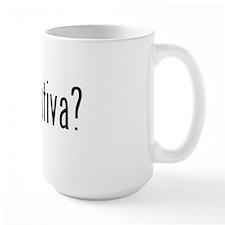 got sativa? Large Mug