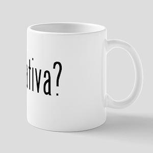 got sativa? Mug