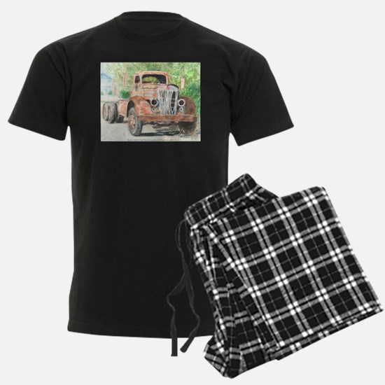 """She were a good Ol' Truck"" Pajamas"