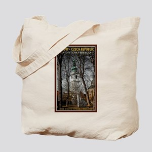 Klatovy - the White Tower Tote Bag