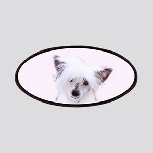 Chinese Crested (Powderpuff) Patch