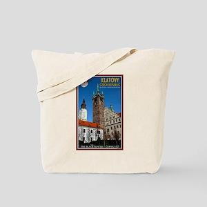 Klatovy - the Black Tower Tote Bag