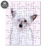 Chinese Crested (Powderpuff) Puzzle