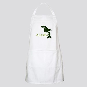 Whale Song Apron