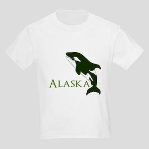 Whale Song Kids Light T-Shirt