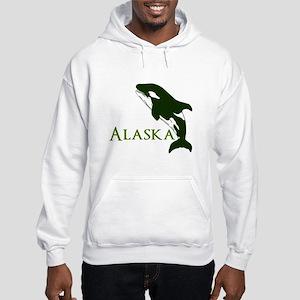 Whale Song Hooded Sweatshirt