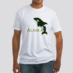 Whale Song Fitted T-Shirt