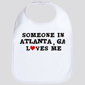 Someone in Atlanta Bib