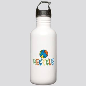 Recycling Stainless Water Bottle 1.0L