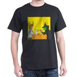 Pina Coladas (no text) Dark T-Shirt