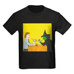 Pina Coladas (no text) Kids Dark T-Shirt
