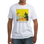 Pina Coladas Fitted T-Shirt
