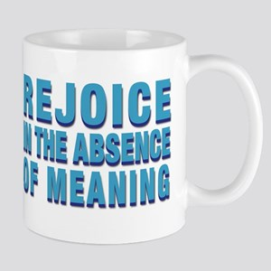 Absence of Meaning Mug