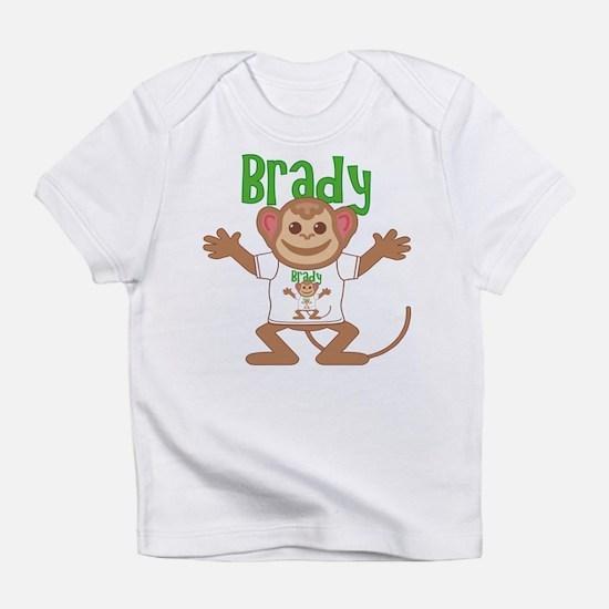 Little Monkey Brady Infant T-Shirt