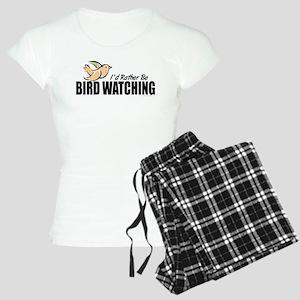 Bird Watching Women's Light Pajamas