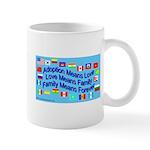 Adoption Means Mug
