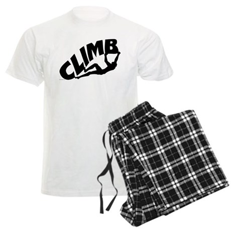 Rock Bouldering Men's Light Pajamas