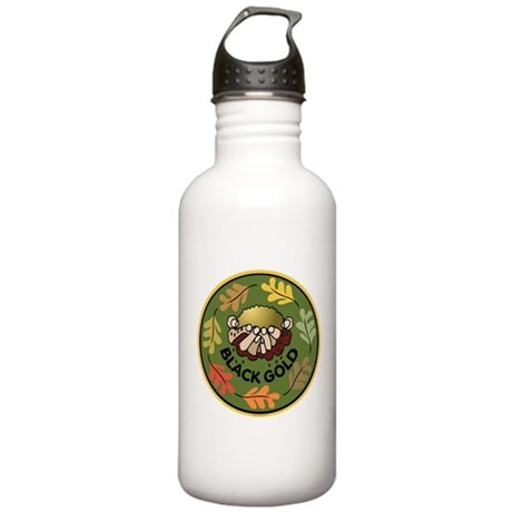 Black Gold Composting Stainless Water Bottle 1.0L